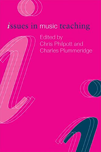 Issues in Music Teaching (Issues in Teaching Series)