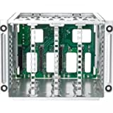 HP Hard Drive Cage - 8 x - Front Accessible - Internal