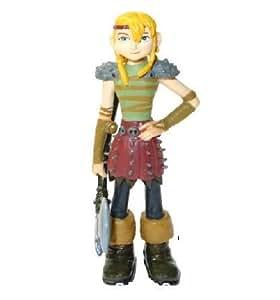 Dreamworks Drachenzähmen leicht gemacht Figur Wikingerin Astrid