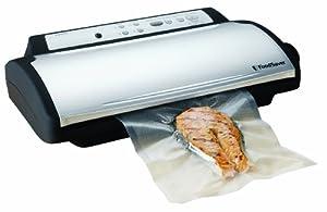 Foodsaver V2490 Vacuum Sealer, with Canister and Starter Kit