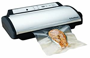 Foodsaver V2490 Vacuum Sealer, with Canister and Starter Kit