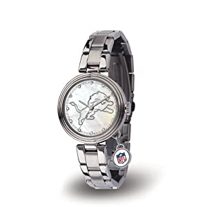 Brand New Detroit Lions NFL Charm Series Ladies Watch by Things for You
