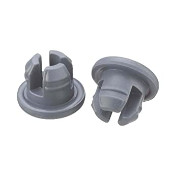 Wheaton W224100-202 Rubber 20mm Stopper with 3-Leg Lyophilization, Gray Chlorobutyl/46 (Case of 1000)