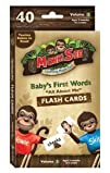 Babys First Words Flash Cards  All About Me