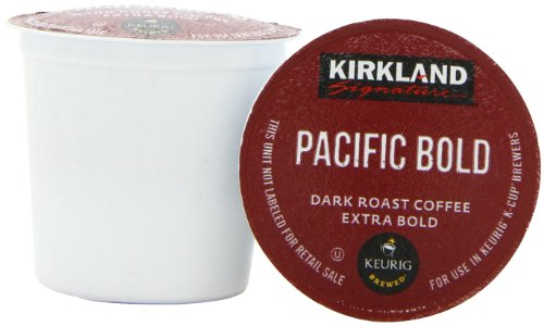 Kirkland Pacific Bold K Cups 100 Count Discount Fog Chaser4