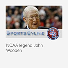 Interview with John Wooden  by Ron Barr Narrated by Ron Barr, John Wooden