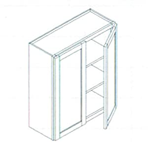 """36"""" High Wall Cabinet (33W x 12L x 36H)"""