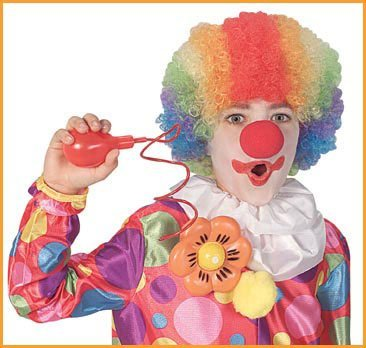 Rubie's Costume Co Clown Accessory Kit Costume