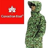 (カナディアンイースト) Canadian Eastレインジャケット レインウェアー マウンテンジャケット S AGRN