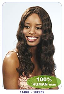 New born free human hair wig: SHELBY-Color: 30