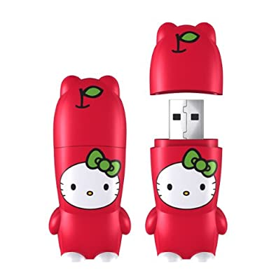 Mimobot Hello Kitty Apple 8GB USB Flash Drive from Mimobot