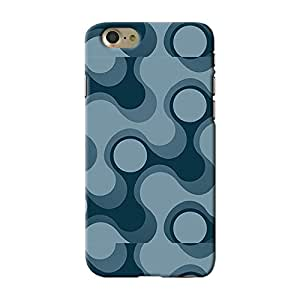 ArtzFolio Abstract Retro : Apple iPhone 7 Matte Polycarbonate ORIGINAL BRANDED Mobile Cell Phone Protective BACK CASE COVER Protector : BEST DESIGNER Hard Shockproof Scratch-Proof Accessories : Abstract