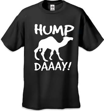 Kids Hump Day Camel T-Shirt (Black) (Small(6-8))