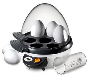 Unold White Line - Hervidor para huevos, 350 W Unold   más información y comentarios