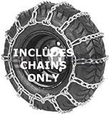 Tire Chains 13 x 500 x 6 / 12.5 x 450 x 6 Snow/Mud