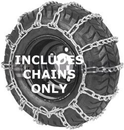 Tire Chains 13 x 500 x 6 / 12.5 x 450 x 6 Snow/Mud (Snow Blower Tire Chains Ariens compare prices)
