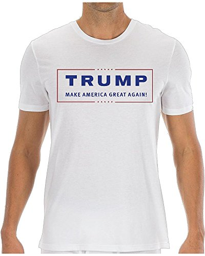 Donald Trump Make America Great Again Funny maglietta da uomo Medium