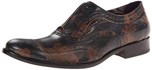 Robert Graham Men's Vanderbilt Chelsea Boot, Multi, 10 M US