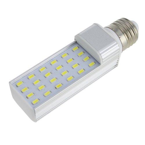 E27 5W 5630 Smd Ac 85V-265V 24-Led Energy Saving Lamp Bulb Cool White