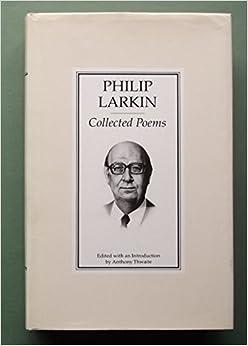 philip larkin collected poems pdf