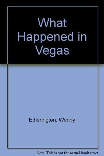 Image of What Happened In Vegas (Blaze #385)