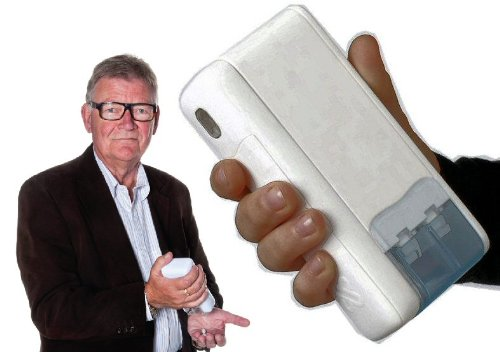 Portable Automatic Pill Dispenser