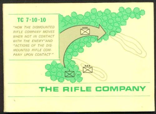 Rifle Company In Modern Battleford Fort Benning Booklet 1975