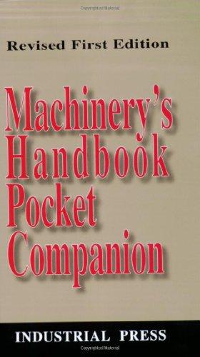 Machinery's Handbook Pocket Companion