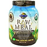 Garden of Life Raw Organic Meal Chocolate, Net Wt. 2.7 lbs (1.2 Kg)