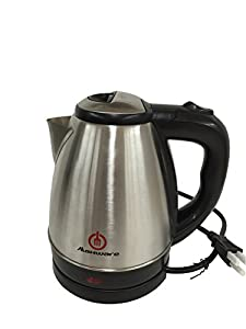 Maxware Stainless Steel Electric Kettle from Maxware Trading Inc.