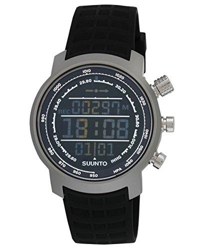 Suunto Elementum Terra Watch - Black/Silver