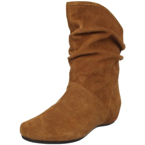 [BOOTS] Steve Madden Womens Kallee Boot,Chestnut Suede,5.5 M US   at amazon   41yaEvxQHCL