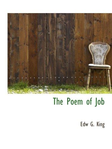 The Poem of Job