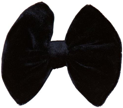 Rachel Riley Velvet Hair Bow Navy Girl's Accessory