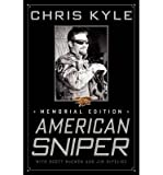 [ AMERICAN SNIPER: THE AUTOBIOGRAPHY OF THE MOST LETHAL SNIPER IN U.S. MILITARY HISTORY ] By Kyle, Chris ( Author) 2013 [ Hardcover ]