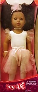 "18"" My Life As Ballerina Dressed Doll, African American Madame Alexander"