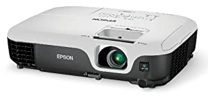 Epson VS220 SVGA 2700 lumens color brightness, 2700 lumens white brightness, HDMI, 3LCD Projector