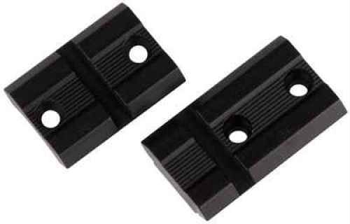 Weaver Top Mount Matte Black Base Pair - Mauser 98