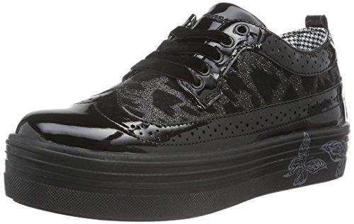 fiorucci-damen-fdac013-sneakers-schwarz-nero-38-eu