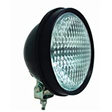HELLA Rubber Housing Work Lamp with Recessed Lens