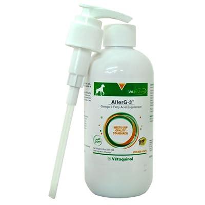 Vet Solutions Aller G3 Omega3 Fatty Acid Liquid (8 oz)