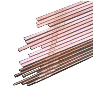 Phos-Copper Brazing Alloy Weldcote 15 Silver 1/8 Flat