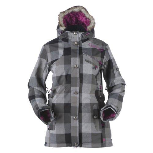 Animal Women's Ayla Full Zip Jacket - Black, 10 UK