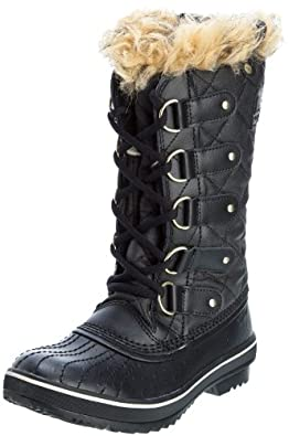 Sorel Tofino Boot - Women's Dark Olive / Sudan 5