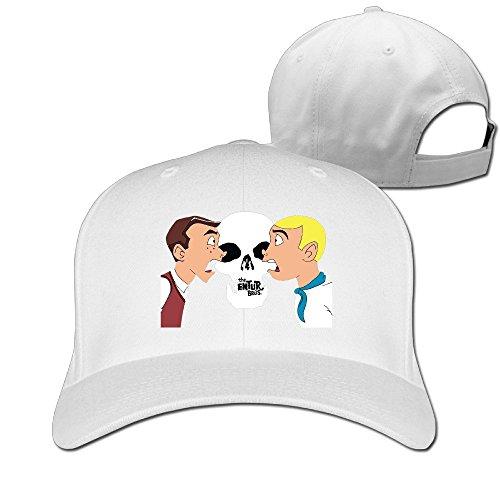 bang-unisexe-la-venture-bros-reglable-fashion-casquette-de-baseball-blanc-taille-unique