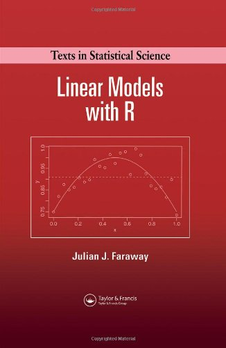 Linear Models with R (Chapman & Hall/CRC Texts in...