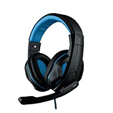 buy Sound Intone X2 2015 New Professional 3.5Mm Pc Gaming Stereo Headset Noise Canelling Headphones With Volume Control Microphone For Online Gaming, Pc Computer Game ,Desktop Pcs, Laptops