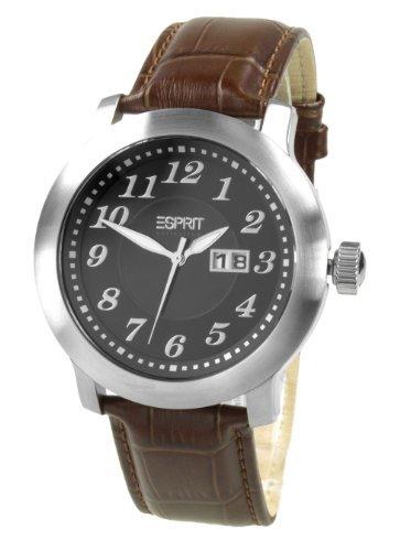 Esprit Hombre Reloj de pulsera analógico cuarzo piel EL900171002