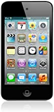 Apple iPod Touch 4th Generation, 16GB, Black (Certified Refurbished)