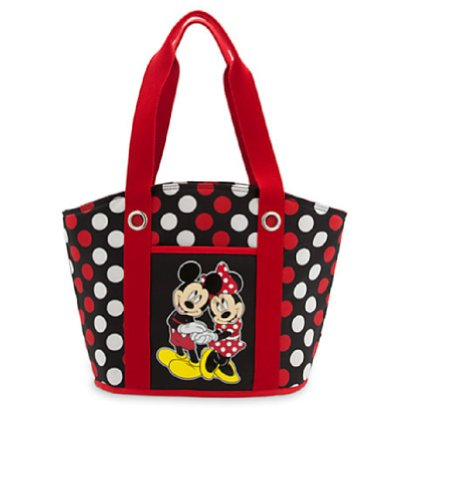 Mickey and Minnie Mouse Cooler Bag - 1
